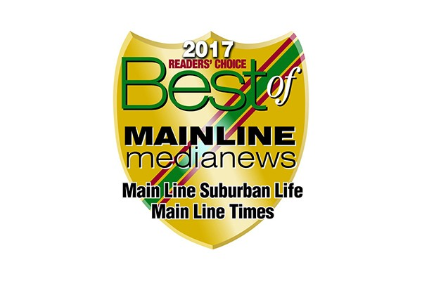Main Line Media News Reader's Choice Award