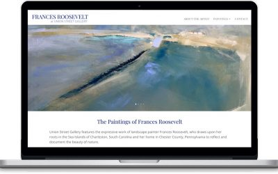 The Paintings of Frances Roosevelt